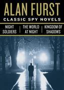 Classic Spy Novels 3-Book Bundle: Night Soldiers, The World at Night, Kingdom of Shadows