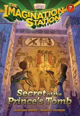 Secret of the Prince's Tomb
