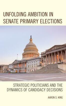 Unfolding Ambition in Senate Primary Elections