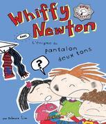 Whiffy Newton dans L'énigme du pantalon deux tons