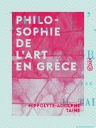 Philosophie de l'art en Grèce