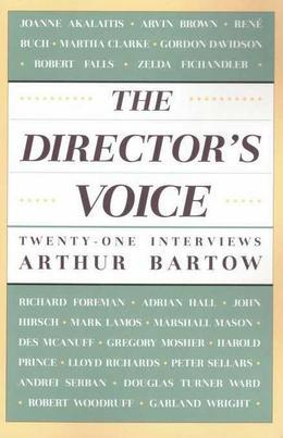 The Director's Voice: Twenty-One Interviews