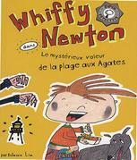 Whiffy Newton dans Le mystérieux voleur de la plage aux Agates