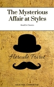 The Mysterious Affair at Styles (ReadOn Classics) [Free Audiobook Links Included]