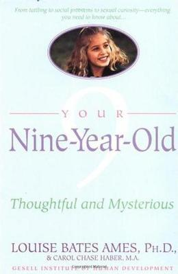 Your Nine Year Old: Thoughtful and Mysterious