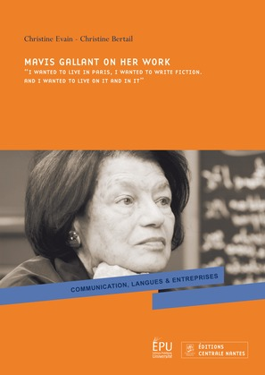 Mavis Gallant on her work