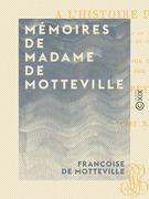 Mémoires de Madame de Motteville