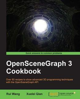 OpenSceneGraph 3 Cookbook