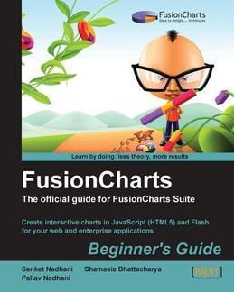 FusionCharts Beginner's Guide: The Official Guide for FusionCharts Suite