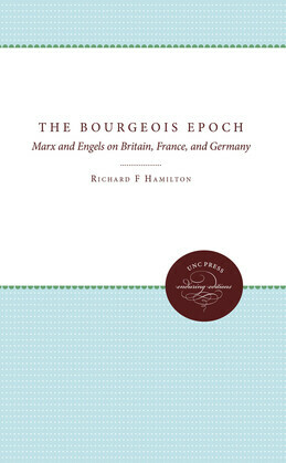The Bourgeois Epoch