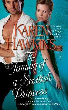 The Taming of a Scottish Princess
