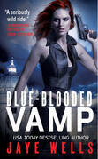 Jaye Wells - Blue-Blooded Vamp