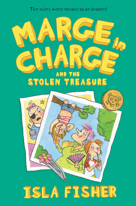 Marge in Charge and the Stolen Treasure