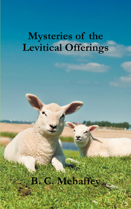 Mysteries of the Levitical Offerings