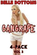 Gang Rape 4-Pack Vol 3