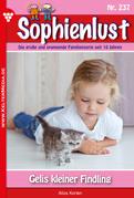 Sophienlust 237 – Familienroman