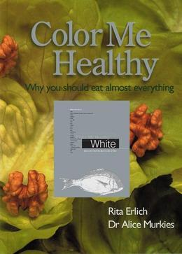 Color Me Healthy: White