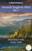 Deutsch Englisch Bibel Nr.7