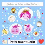 Peter fruehstueckt
