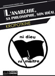 L'anarchie, sa philosophie, son idal