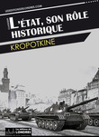 L'Etat, son rôle historique