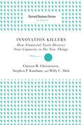 Innovation Killers: How Financial Tools Destroy Your Capacity to Do New Things