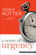A Sense of Urgency