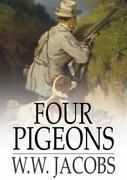 Four Pigeons: Captains All, Book 7