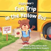 Giggly Bear's Fun Trip in The Yellow Bus