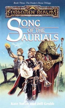 Kate Novak - Song of the Saurials: The Finders Stone Trilogy, Book 3