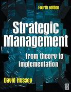 Strategic Management: From Theory to Implementation