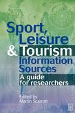 Martin Scarrott - Sport, Leisure and Tourism Information Sources