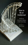 How to Be an Intellectual: Essays on Criticism, Culture, and the University