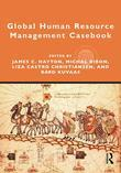 Global Human Resource Management Casebook