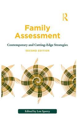 Assessment of Couples and Families: Contemporary and Cutting-Edge Strategies