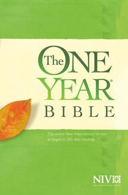 The One Year Bible NIV