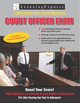 Court Officer Exam: Second Edition