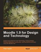 Moodle 1.9 for Design and Technology