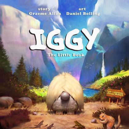 IGGY: The Little Book