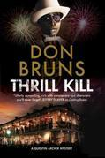 Thrill Kill: A voodoo mystery set in New Orleans