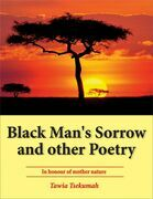 Black Man's Sorrow and Other Poetry: In Honour of Mother Nature