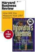 The Innovator's Dilemma with Award-Winning Harvard Business Review Article ?How Will You Measure Your Life?? (2 Items)