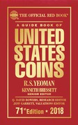 A Guide Book of United States Coins 2018: The Official Red Book