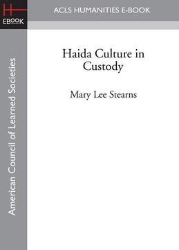 Haida Culture in Custody