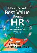 How To Get Best Value From HR: The Shared Services Option