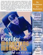 Excel for Marketing Managers