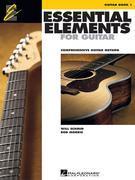 Essential Elements for Guitar, Book 1 (Music Instruction): Comprehensive Guitar Method