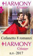 Cofanetto 8 romanzi Harmony Collezione - 8