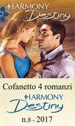 Cofanetto 4 romanzi Harmony Destiny - 8
