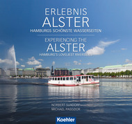 Erlebnis Alster. Experiencing the Alster